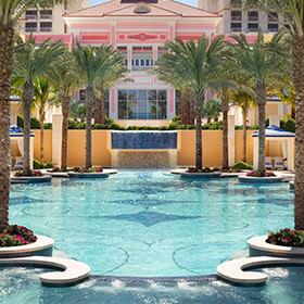 Fortune Pool at Baha Mar