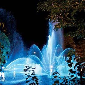 Fountain Show at Baha Mar