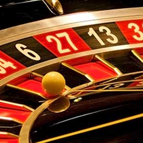 Roulette at Baha Mar Casino